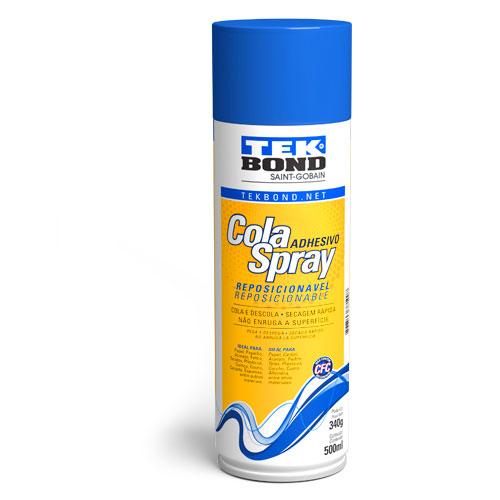 Cola Spray Reposicionable
